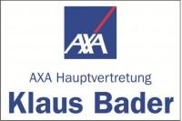 AXA Klaus Bader