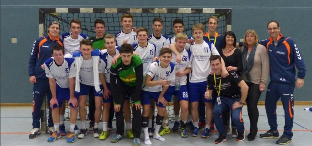 A-Jugend muss sich im Württembergischen Finale geschlagen geben Am Sonntag den 20.3.2016 stand für die männliche A-Jugend des TSV Bartenbach das Highlight der tollen Saison 2015/2016 in der Württemberg Oberliga […]