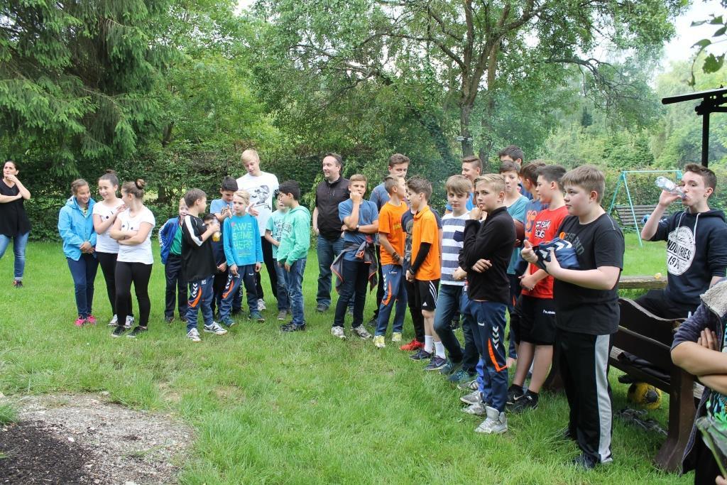 Tsv handball jugend for Koch holzwerke