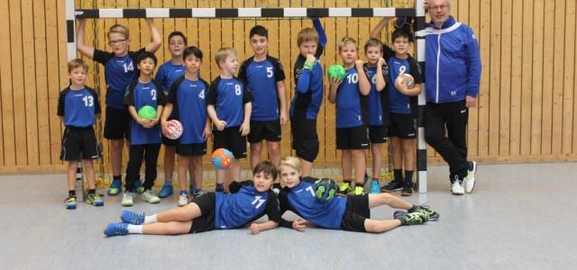 E-m Spieltag Am Samstag fuhr die E-m nach Schwäbisch Gmünd zum Spieltag. Gegner war der Frisch Auf Göppingen. Los ging es gleich mit Handball. Wieder einmal zeigten die Jungs, dass […]