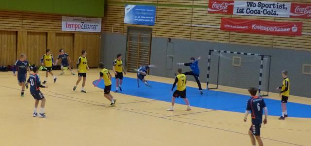 B-Jugend gewinnt Auswärtsspiel bei der HSG Oberkochen/Königsbronn Am Samstag musste die B-Jugend des TSV Bartenbach zum schweren Auswärtsspiel nach Königsbronn. Da man die letzten Spiele verloren hatte, sollte nun ein […]
