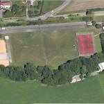 Sportplatz Luftbild