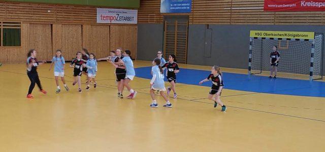 weiblichen E-Jugend Am 25.02.2018 mussten die E-Jugend-Mädels zum Spieltag nach Königsbronn. Im ersten Spiel trafen wir auf die SG Oberkochen/Königsbronn. In einer guten, aber unnötig engen Partie hatten wir das […]