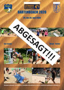 ABGESAGT! 27.Beachhandballturnier @ TSV Sportplatz